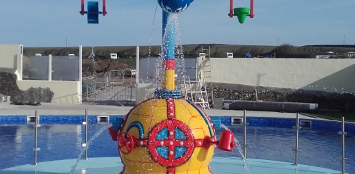 Waterballs - Bude Holiday Park