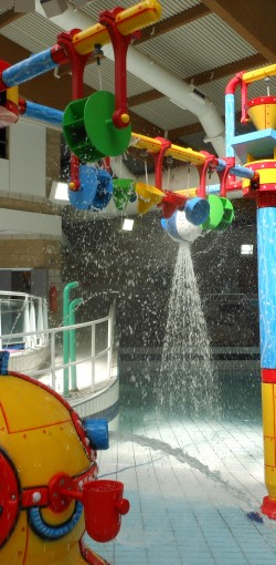 Water Factory - Woking Leisure Centre