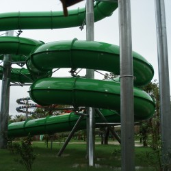Inner Tube Slides - Big Hole
