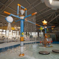 Interactive Masts - Windsor Leisure Centre