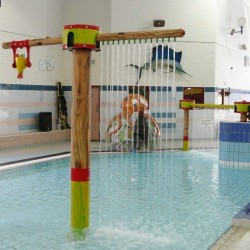 Interactive Masts - Harborough Leisure Centre