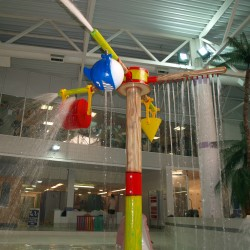 Interactive Masts -  Tandridge Leisure Centre
