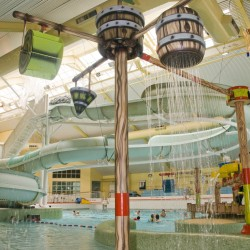 Interactive Masts - Tenterden Leisure Centre