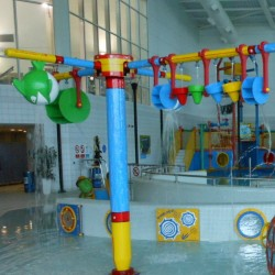 Interactive Masts - Splashworld - Southport