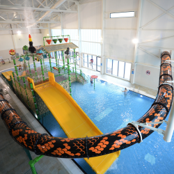 Anconda - SC2 Waterpark, Rhyl