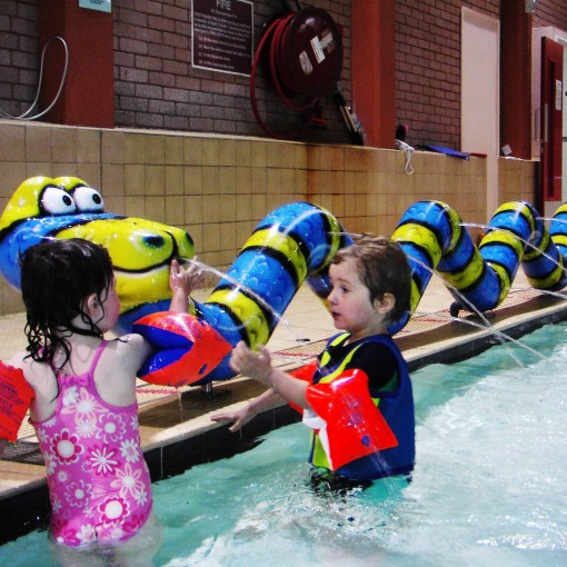 Splash Toys - Polkyth Leisure Centre