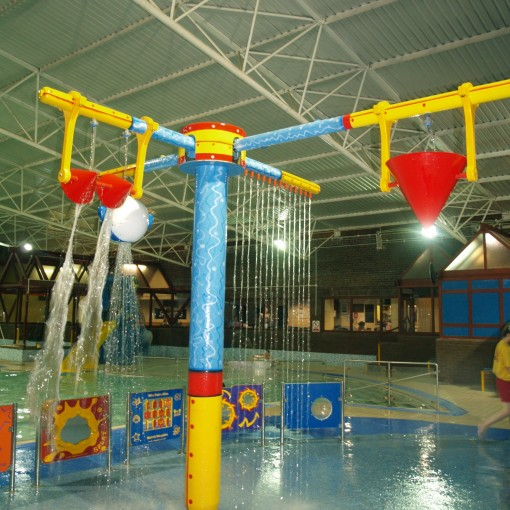 Interactive Masts - Dalton Leisure Centre