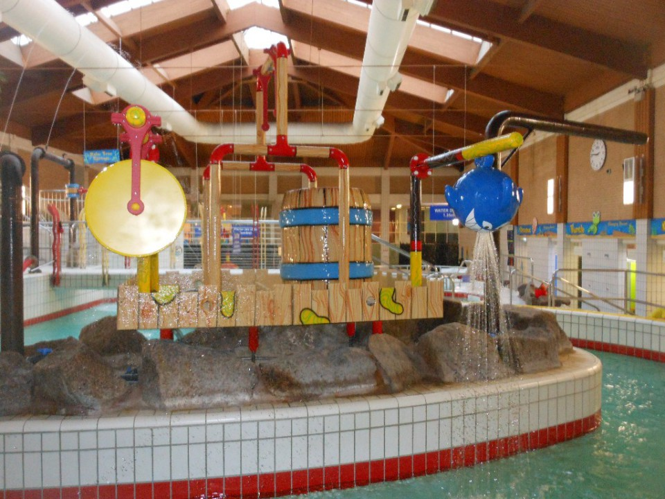 New Play Features For Leisure World Colchester Hippo Leisure