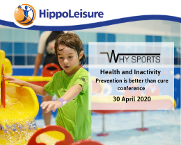 Interactive water play features in action at Leisure@ in Cheltenham