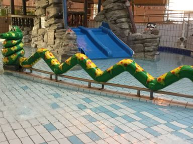 New Slides for Parish Wharf Leisure Centre