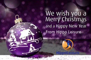 Merry Christmas and a Happy New Year from the Hippo Team