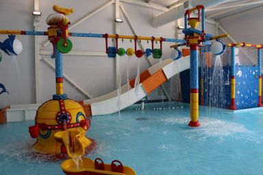 Play Feature Transformation at Searles Leisure Resort