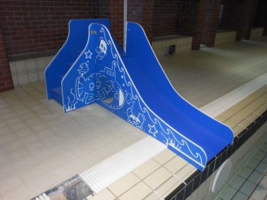 Hippo Bring a Splash to Exmouth Leisure Centre