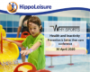 Hippo Leisure will attend conference to advise how water play helps to tackle inactivity